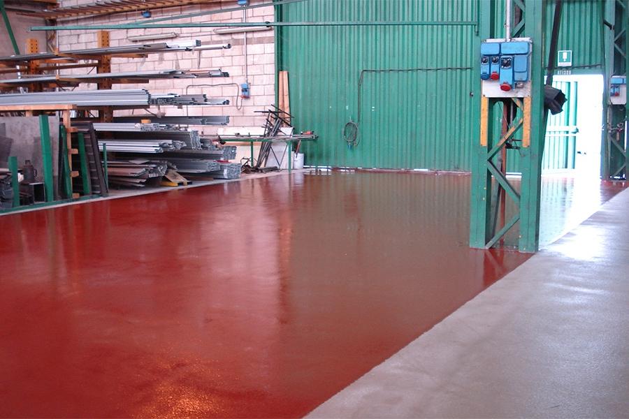 покрытие line-x для защиты складского оборудования