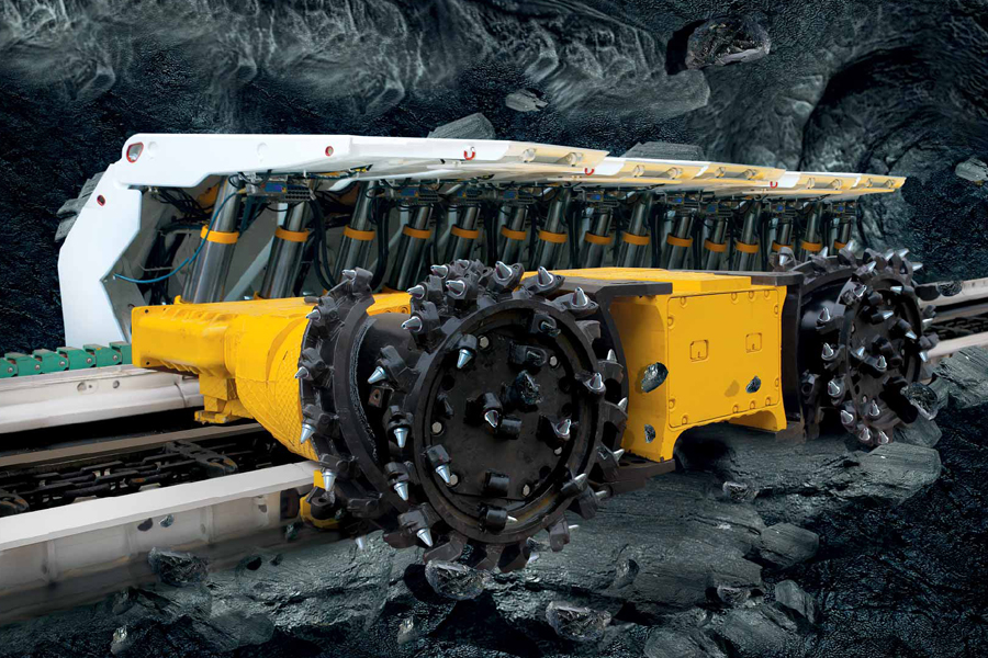 покрытие line-x для защиты горно-шахтного оборудования