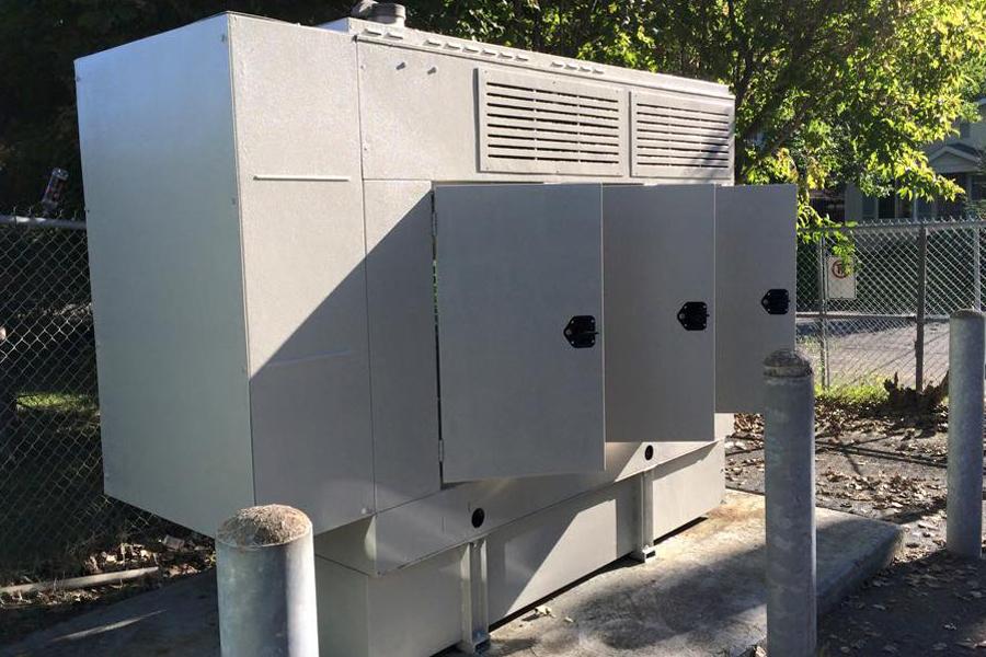 покрытие line-x для защиты электрощитовых