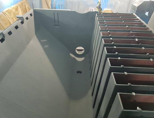 Защита оборудования для металлургии