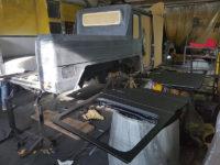 Защита уникального трехосного монстра Mersedes G Mansory 6x6 полимерным покрытием Line-X от механических повреждений и коррозии.