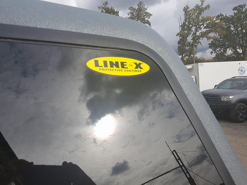 C Line-X – никаких царапин и ржавчины