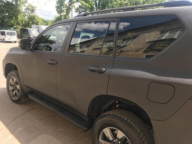 Line-X - стильный внешний вид и абсолютная защита автомобиля