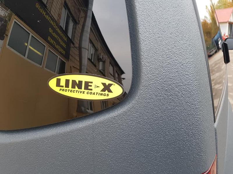 Line-X – защита и комфорт в любых условиях