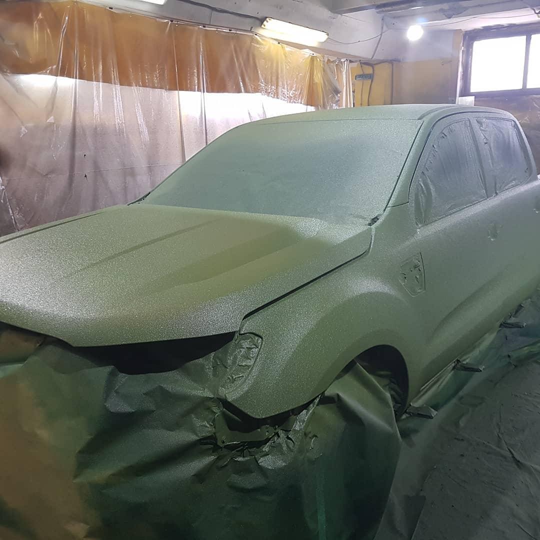 Line-X - Полная защита автомобиля