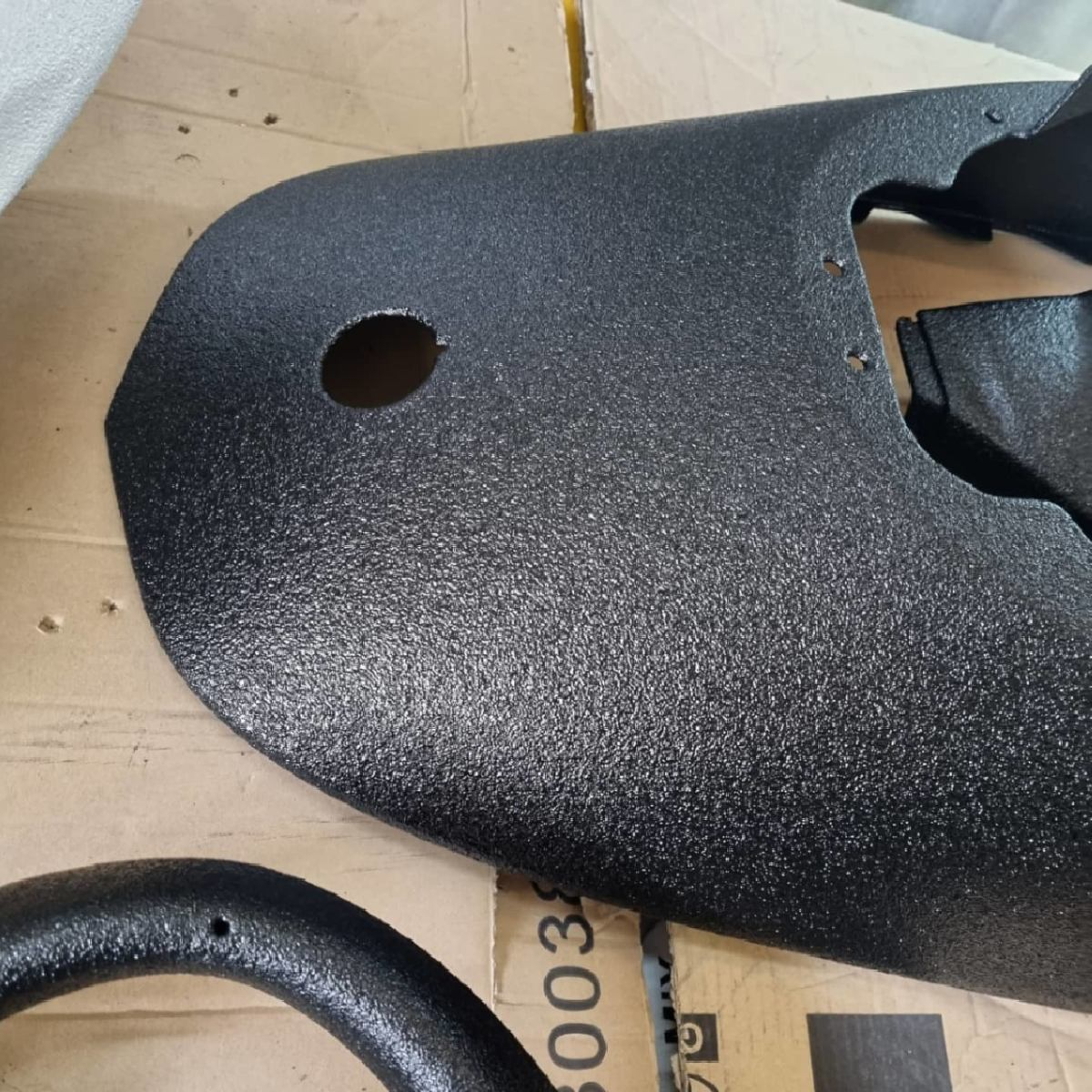 Line-X - лучшее покрытие для защиты гидроцикла