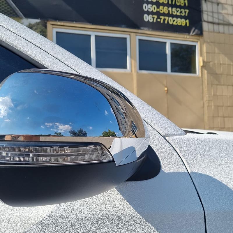 Превентивная защита Mitsubishi L200 покрытием Line-X